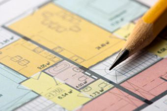 Architectural floor plan